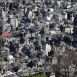 La Recoleta Mezarlığı Buenos Aires Arjantin