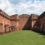 Paraguay Tarihi Yerler