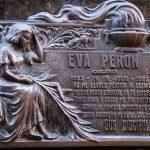 Cementerio de la Recoleta Eva Peron