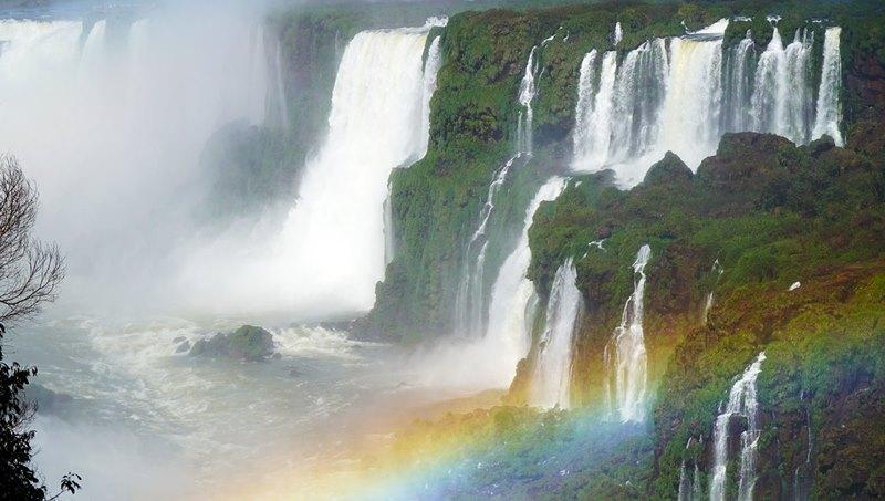 Iguazu Şelalesi Brezilya