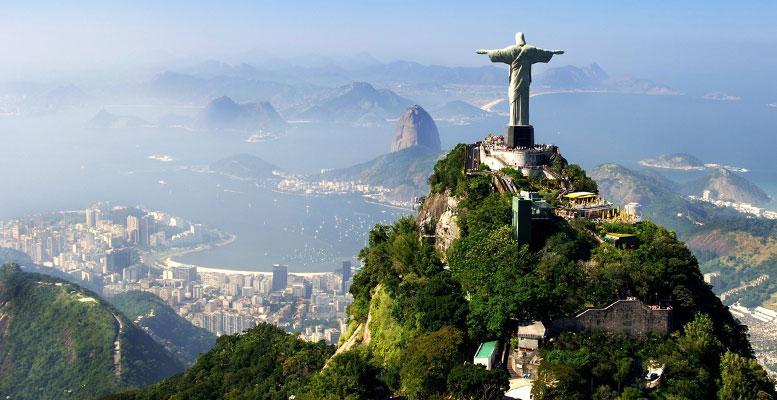Brezilya'nın En Güzel Yerleri