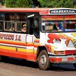 Paraguay Asuncion Ulaşım