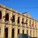 Paraguay Asuncion Bağımsızlık Sarayı