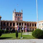 Paraguay Senato Binası