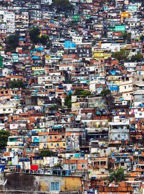 Brezilyanın en tehlikeli mahalleleri