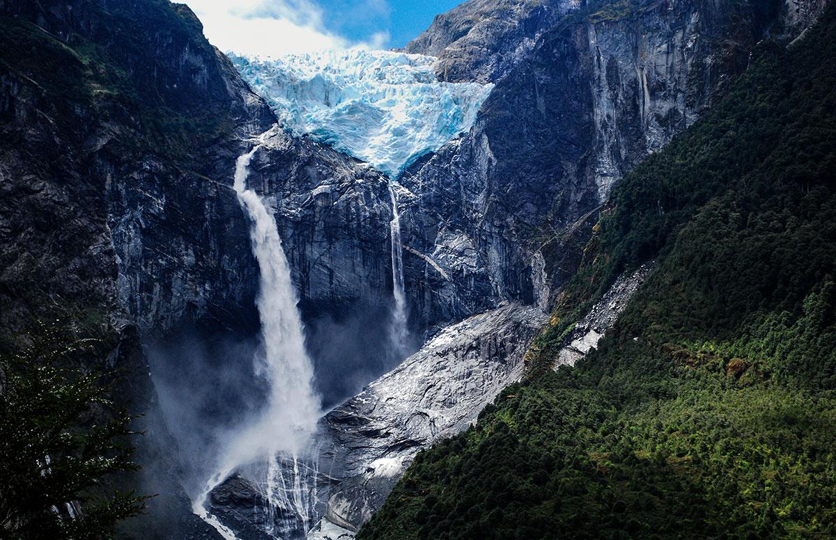 Şili Manzara Resimleri