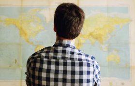 Dünya Haritasını İncelemek