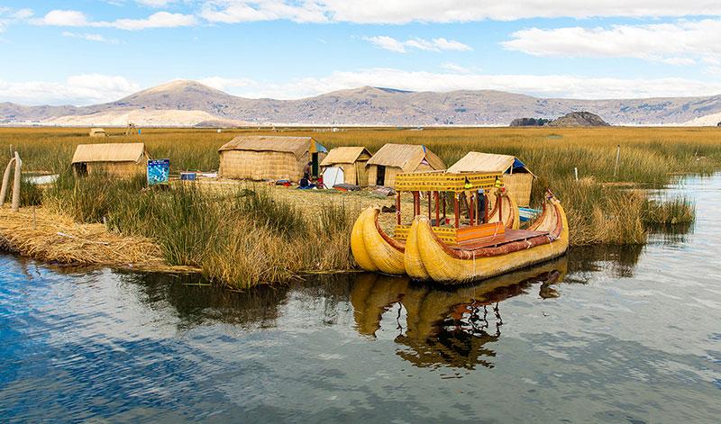 Titicaca Gölü Bolivya