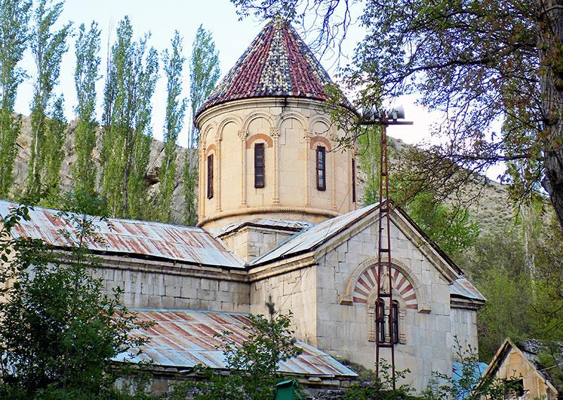 Haho Kilisesi Erzurum