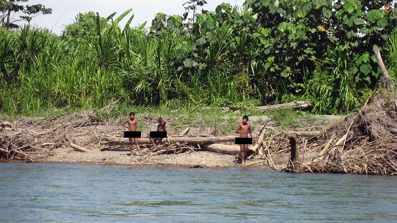 Amazon Keşfedilmemiş Bölgeler