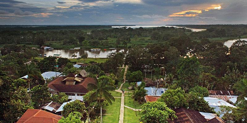 Kolombiya Amazon Turu