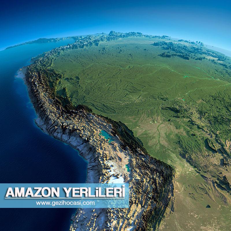 Amazon İlkel Kabileler