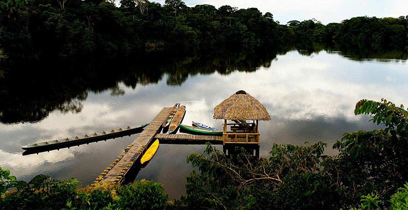 Manaus Tatil Rehberi