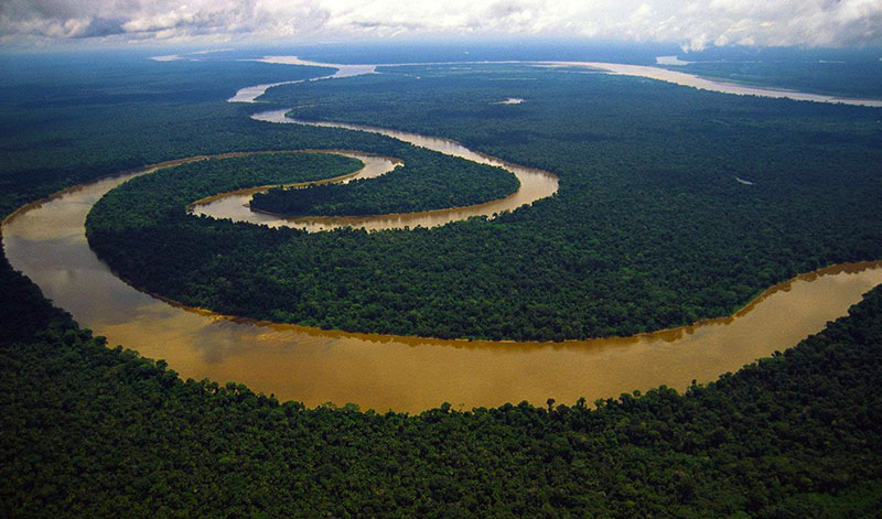 Amazon Nehri Uzunluğu Ne Kadar?