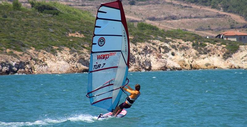 Rüzgar Sörfü Burdur