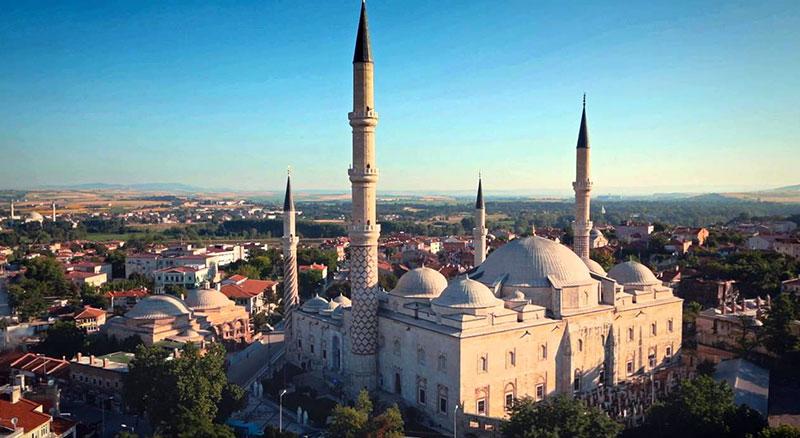 Edirne Burmalı Cami