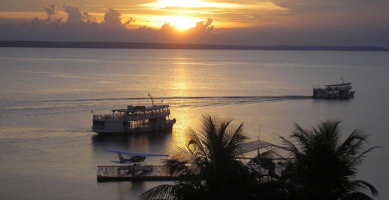 Manaus Gezilecek Yerler