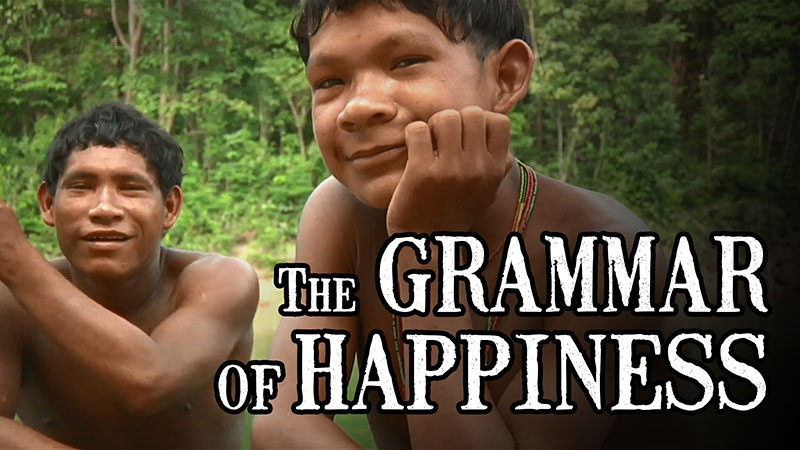 The Grammar of Happiness Movie
