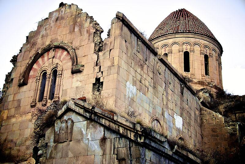 Oşki Manastırı Erzurum