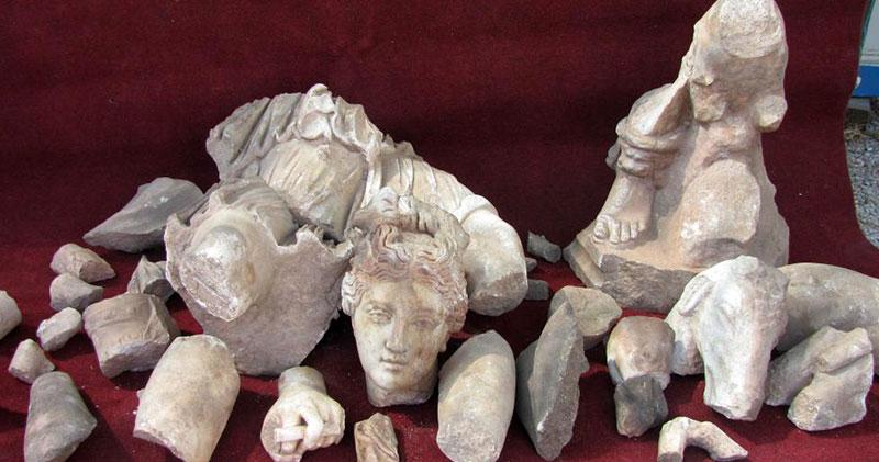 Parion Antik Kenti Kazı Çalışmaları