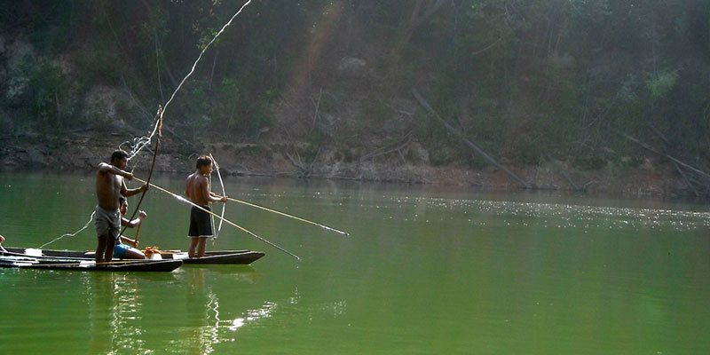 Amazon Kabile İnsanları