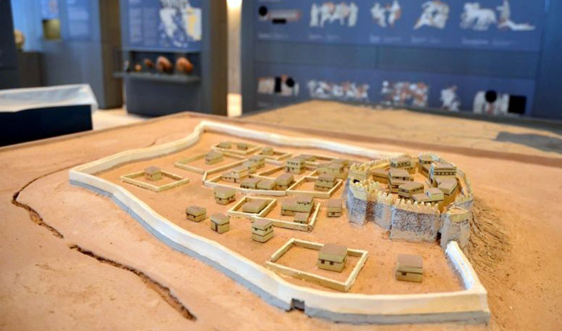 Truva Antik Kent Müzesi