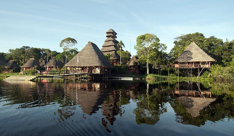 Ekvador Amazon Turları