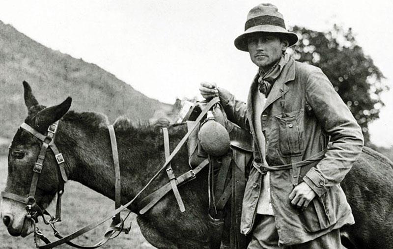 Machu Picchu Kim Keşfetti