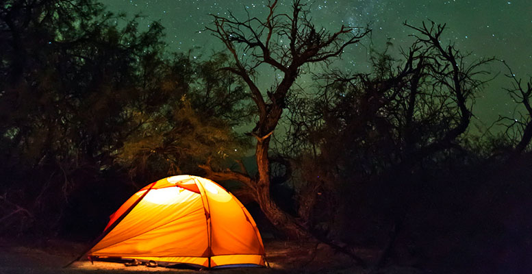 And Dağları Kamp