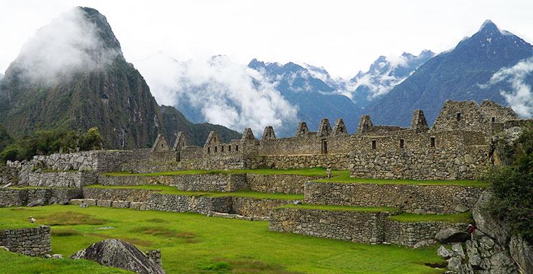 Machu Picchu Yapımı