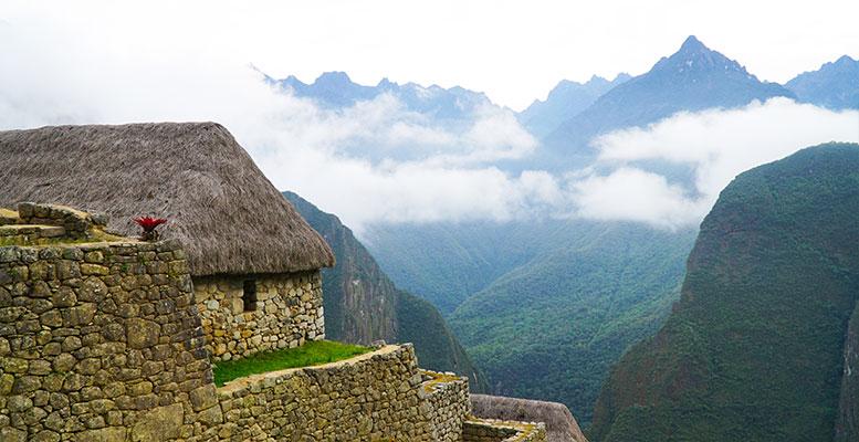 Machu Picchu Fotoğrafları