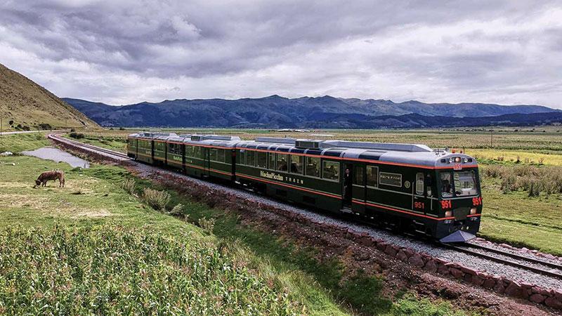 Machu Picchu Tren Yolculuğu