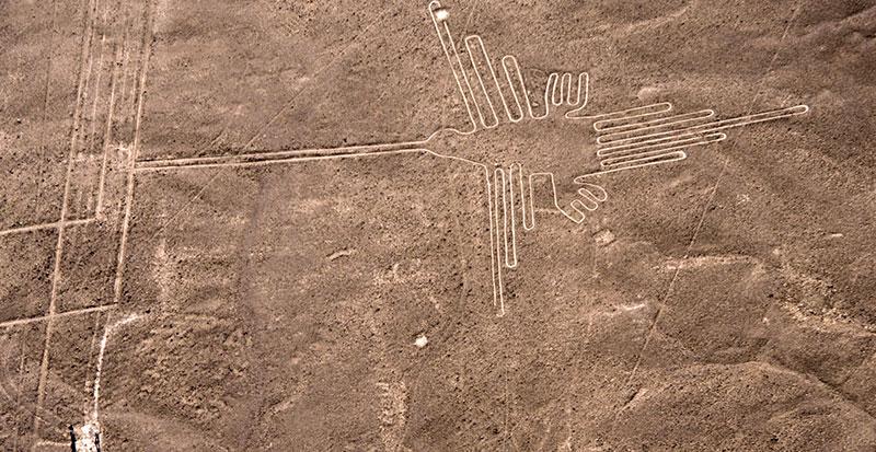 Nazca Çizgileri Nerede
