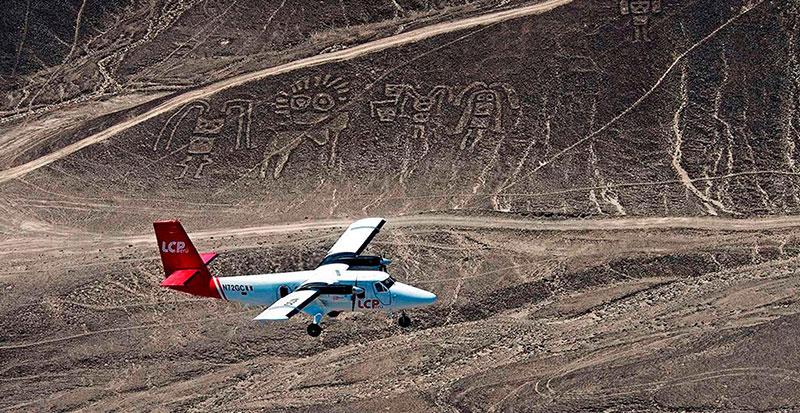 Nazca Çizgileri Uçuş Firmaları