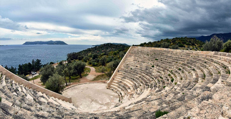 Antalya'da Bulunan Antik Kentler