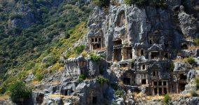 Antalya Gezilecek Tarihi Yerler