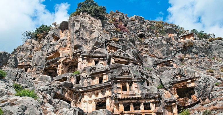 Antalya Myra Antik Kenti Demre