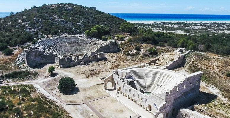 Antalya Tarihi Hakkında Bilgi
