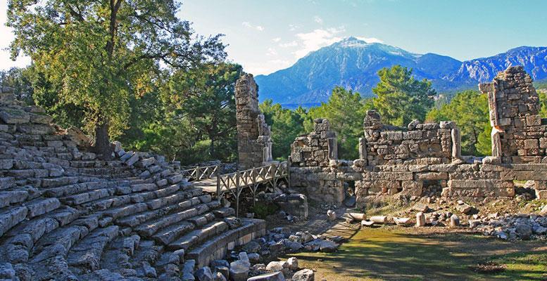 Antalya Antik Kentler