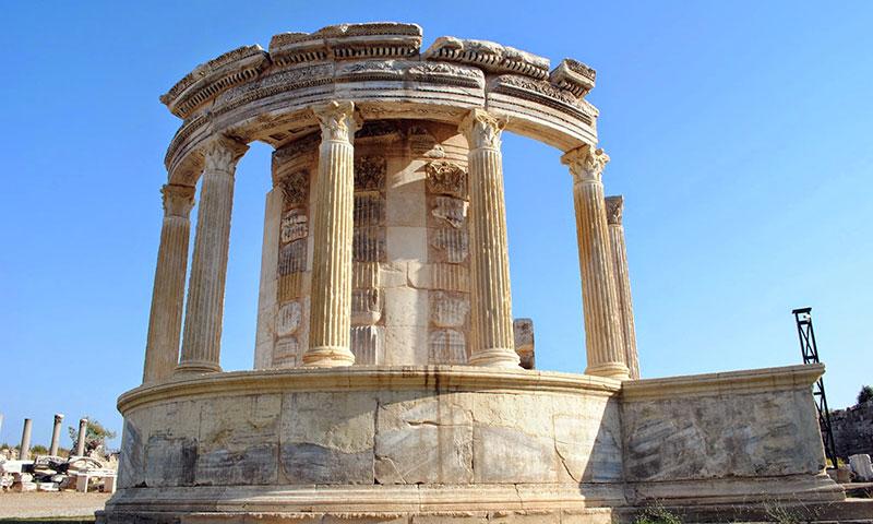 Antalya Antik Kent Fotoğrafları