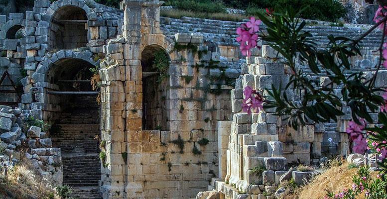 Antalya Gezilecek Antik Kentler