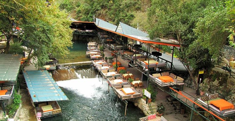 Antalya Şelale Resimleri