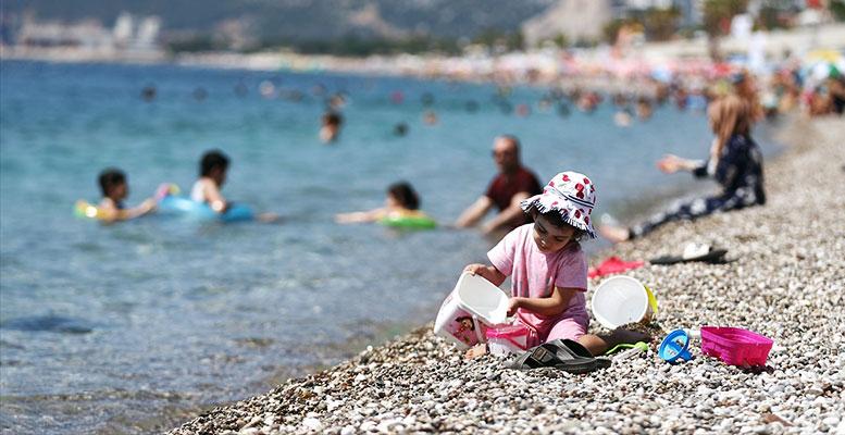Antalya'ya Gelen Turist Sayısı