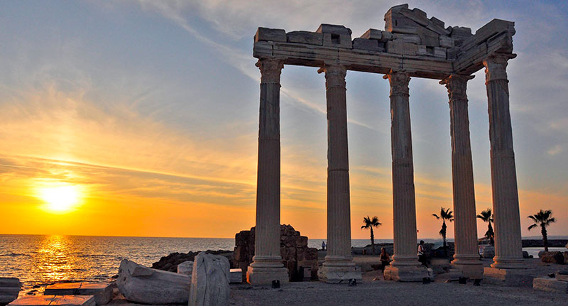 Antalya Side Tatil Rehberi