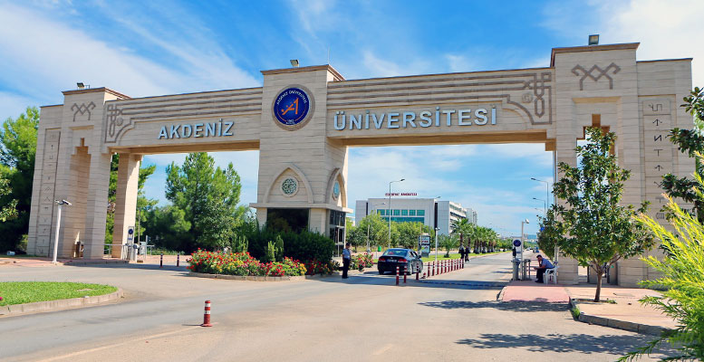 Akdeniz Üniversitesi Antalya
