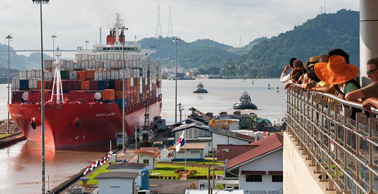 Panama Kanalı Nerede?