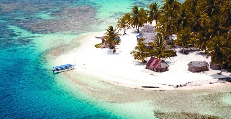 San Blas Adası Tatil Yerleri
