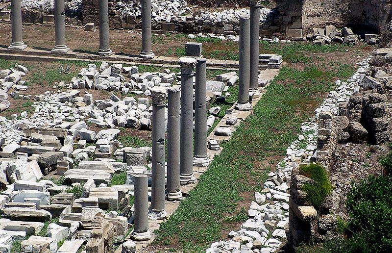 Antalya Side Hakkında Bilgiler