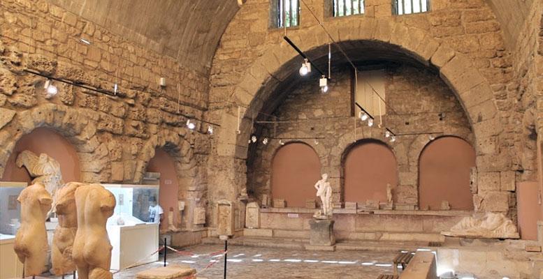 Antalya Tarihi Yerler
