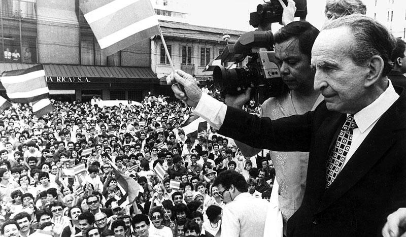 Kosta Rika Devlet Başkanı